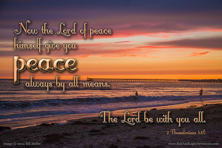 Peace Always By All Means