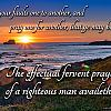 A Feverent Prayer