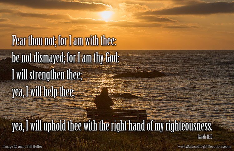 I Am With Thee
