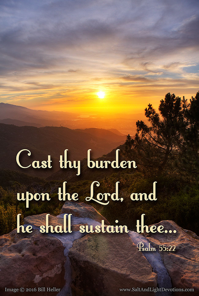 He Shall Sustain Thee
