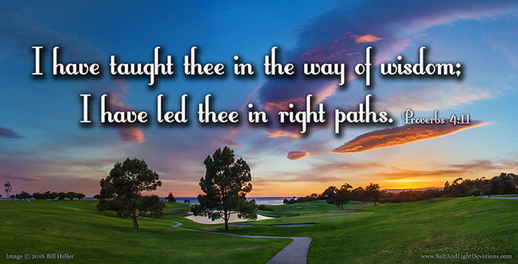 The Right Paths