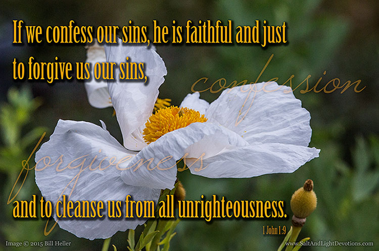 He Is Faithful And Just