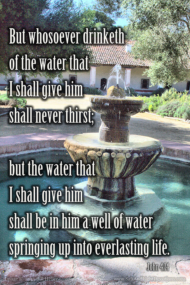 A Well Of Water