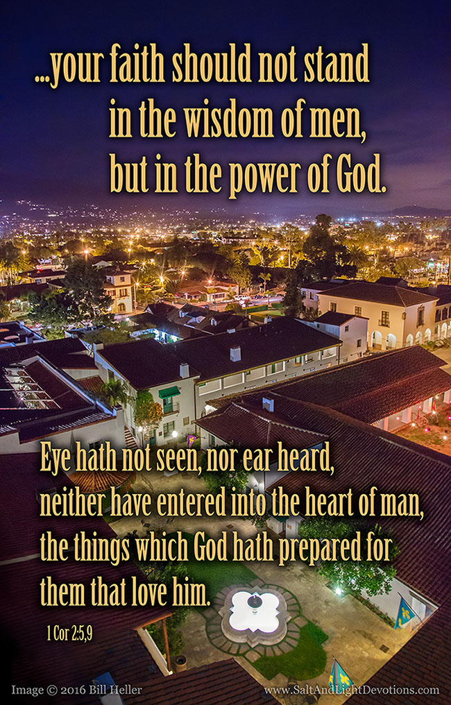 Standing In The Power Of God