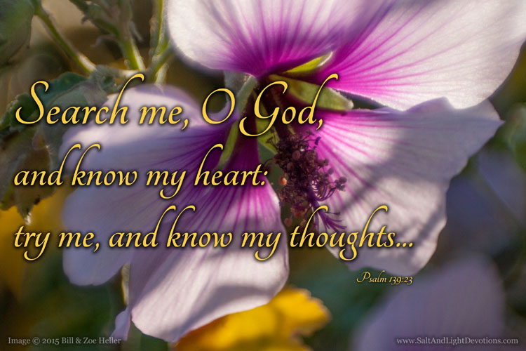 Know My Heart