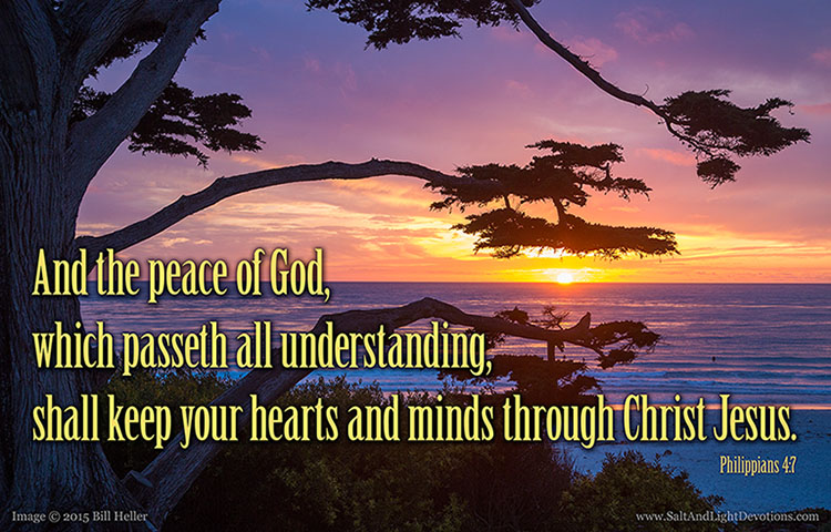 The Peace That Passes All Understanding